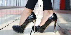 Сонник чорні туфлі d307d58c4c6e3
