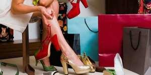 Сонник приміряти взуття c5905f3dc7029